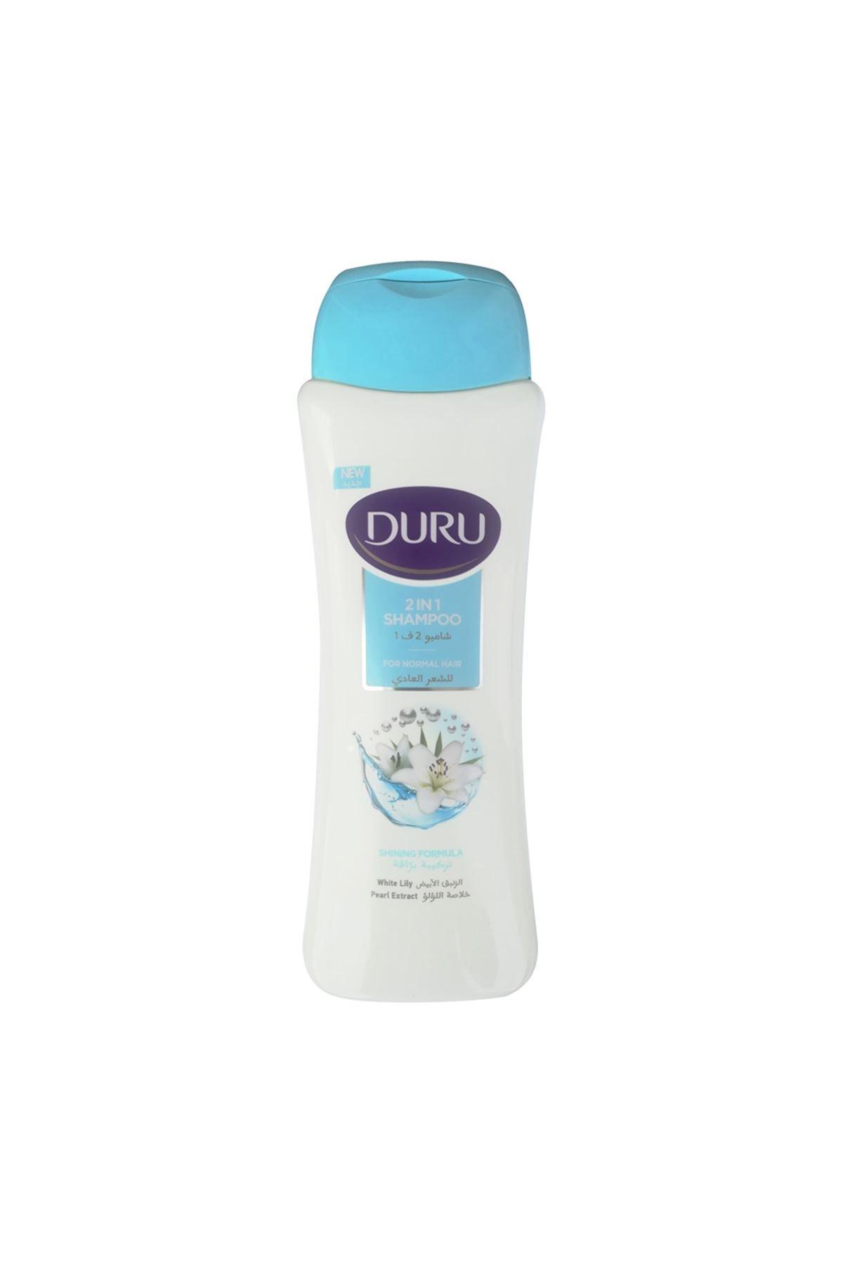 Duru 2'si 1 Arada Şampuan Normal Saçlar 600 ml