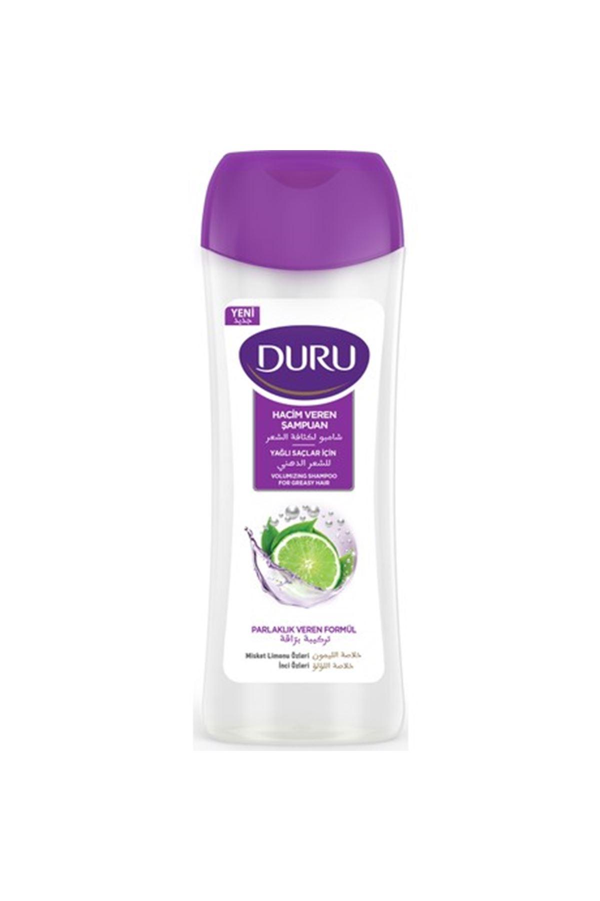 Duru Şampuan Yağlı Saçlar için 600 ml