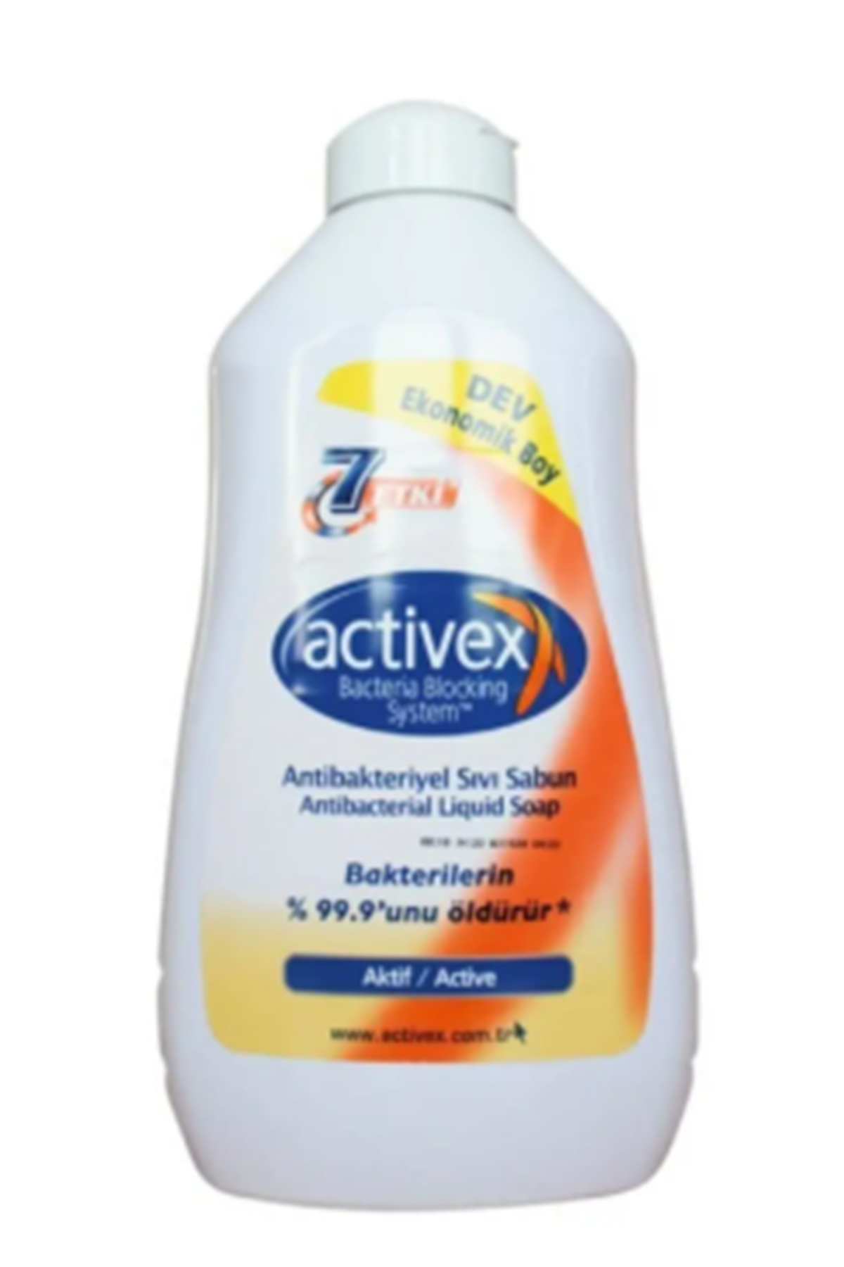 Activex Antibakteriyel Sıvı Sabun 1,8 Litre Aktif