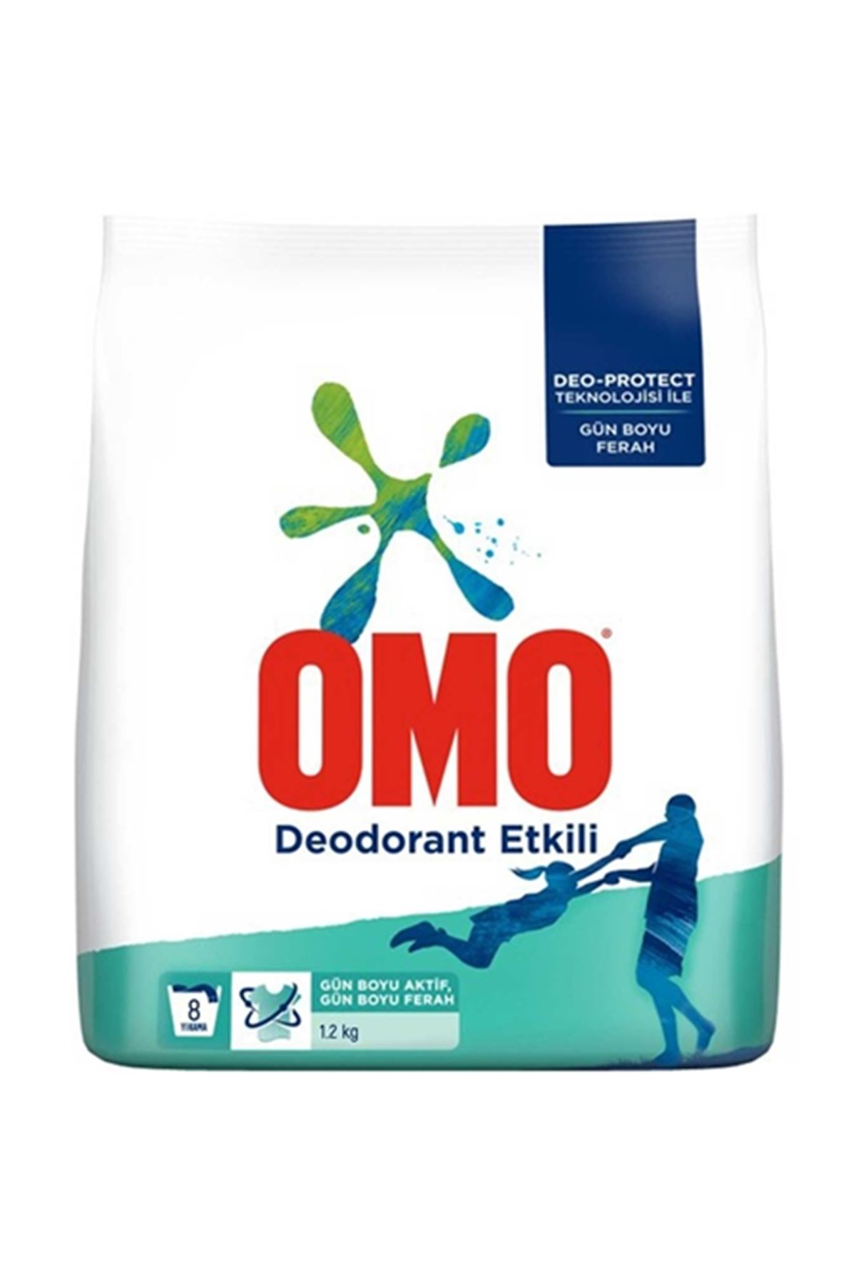 Omo Toz Deterjan Deodorant Etkili 1,2 KG