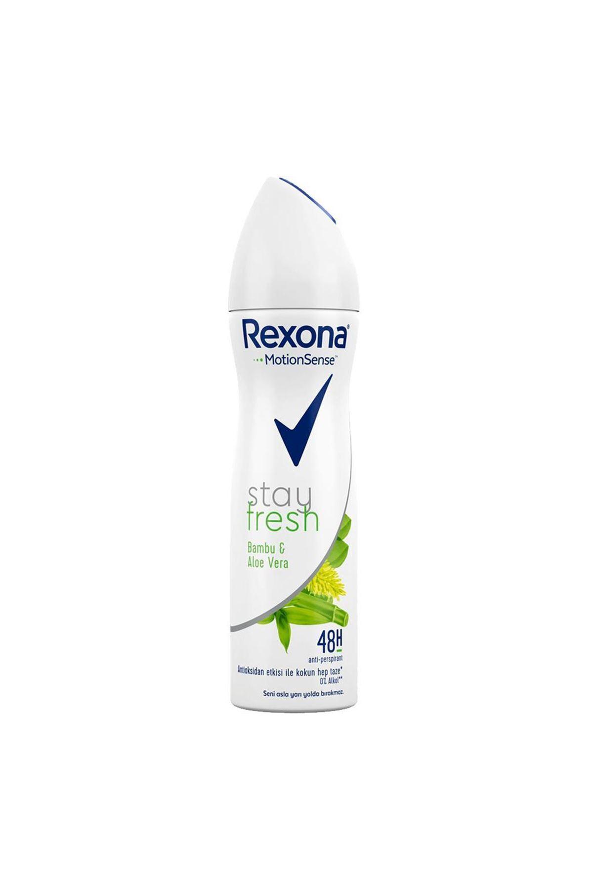 Rexona Motionsense Stay Fresh 48H Kadın Deodorant 150ml