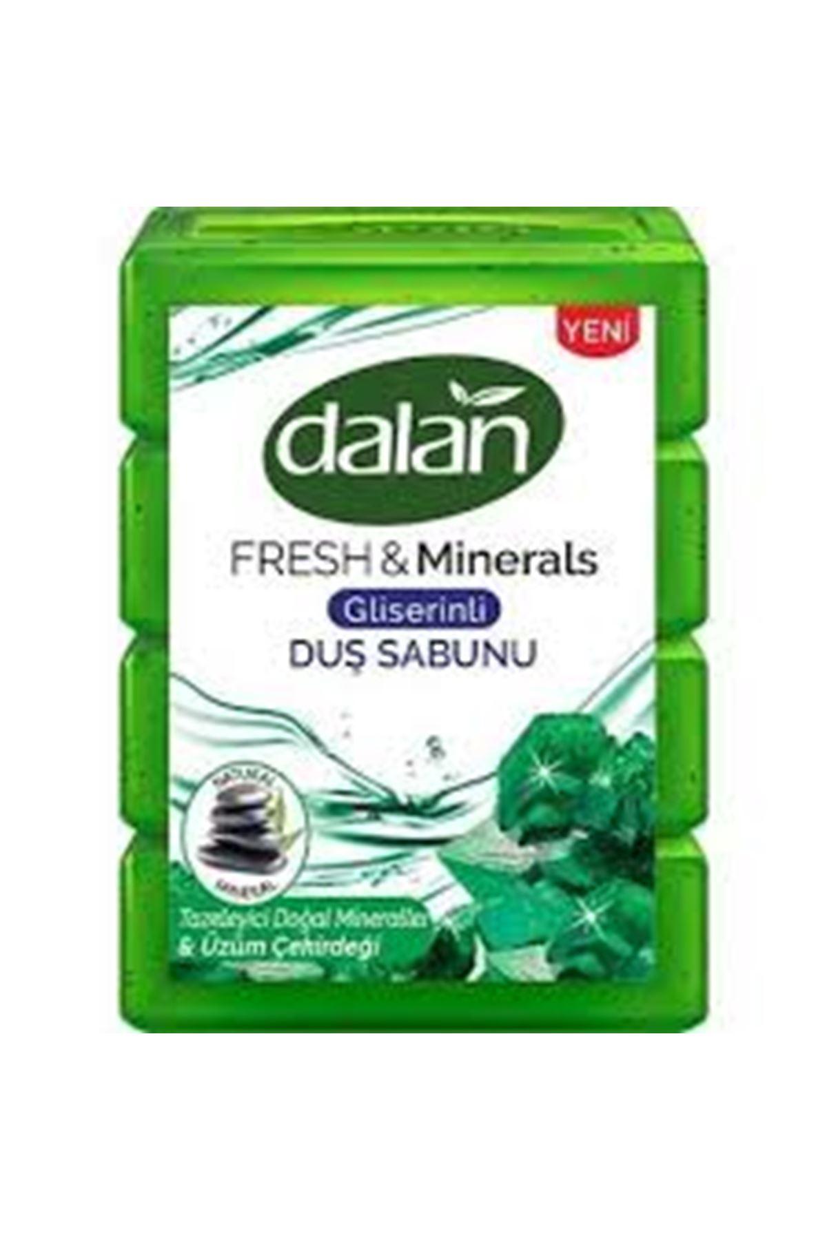 Dalan Duş Sabunu 150 Gram*4 Adet Üzüm Çekirdeği