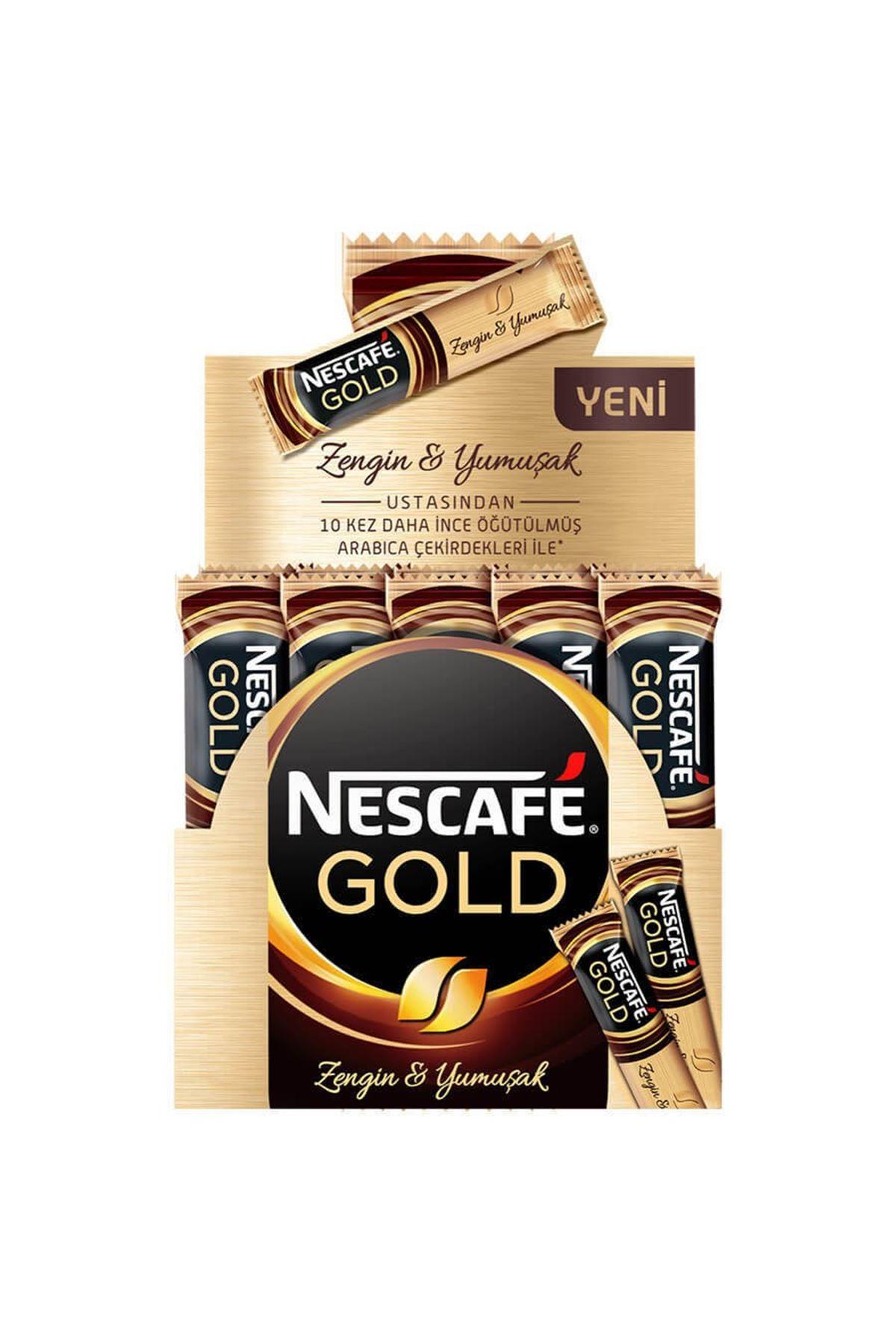 Nescafe Gold 2 Gram- 50 Adet