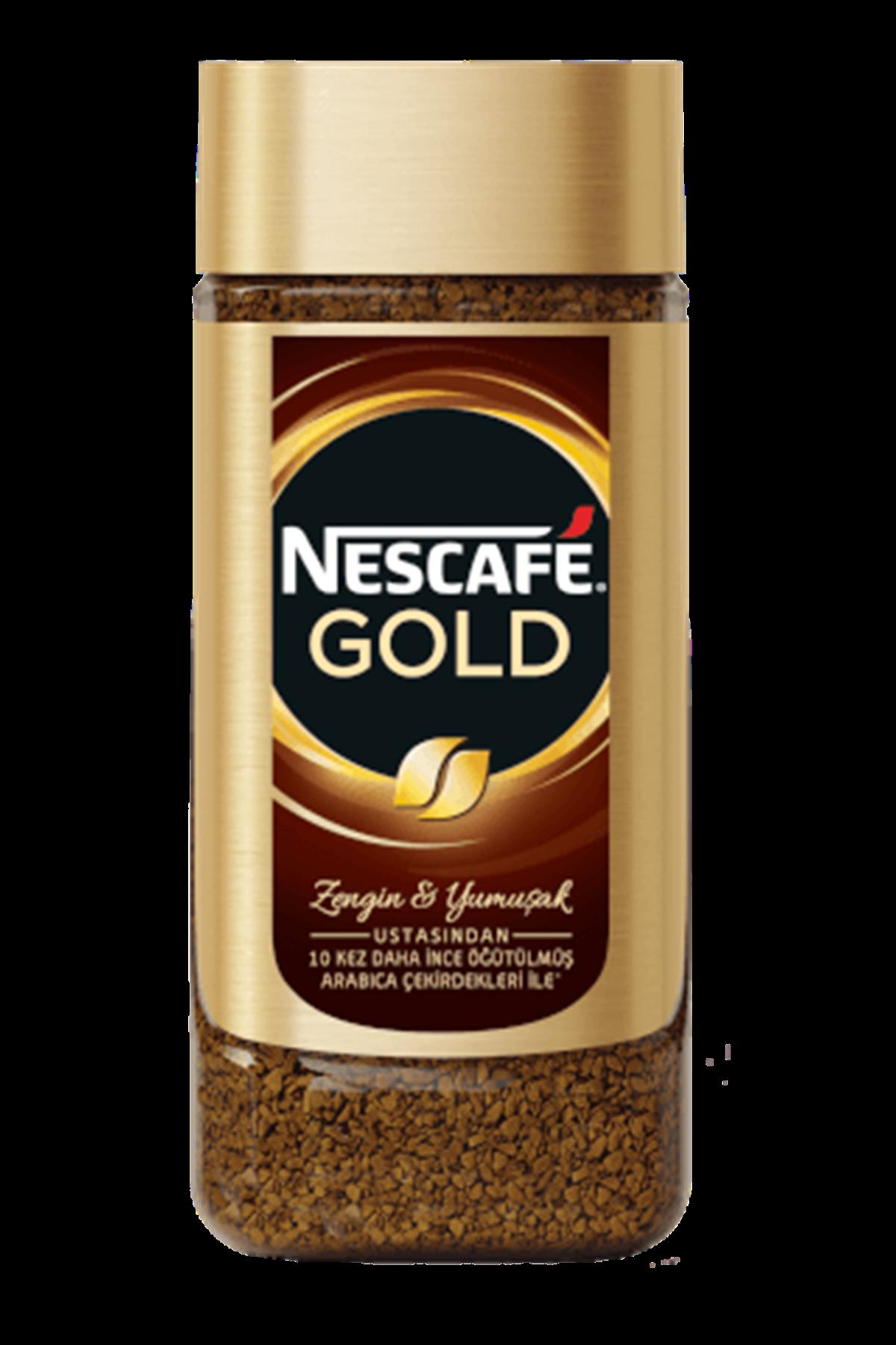 Nescafe Gold Kavanoz 200 Gram