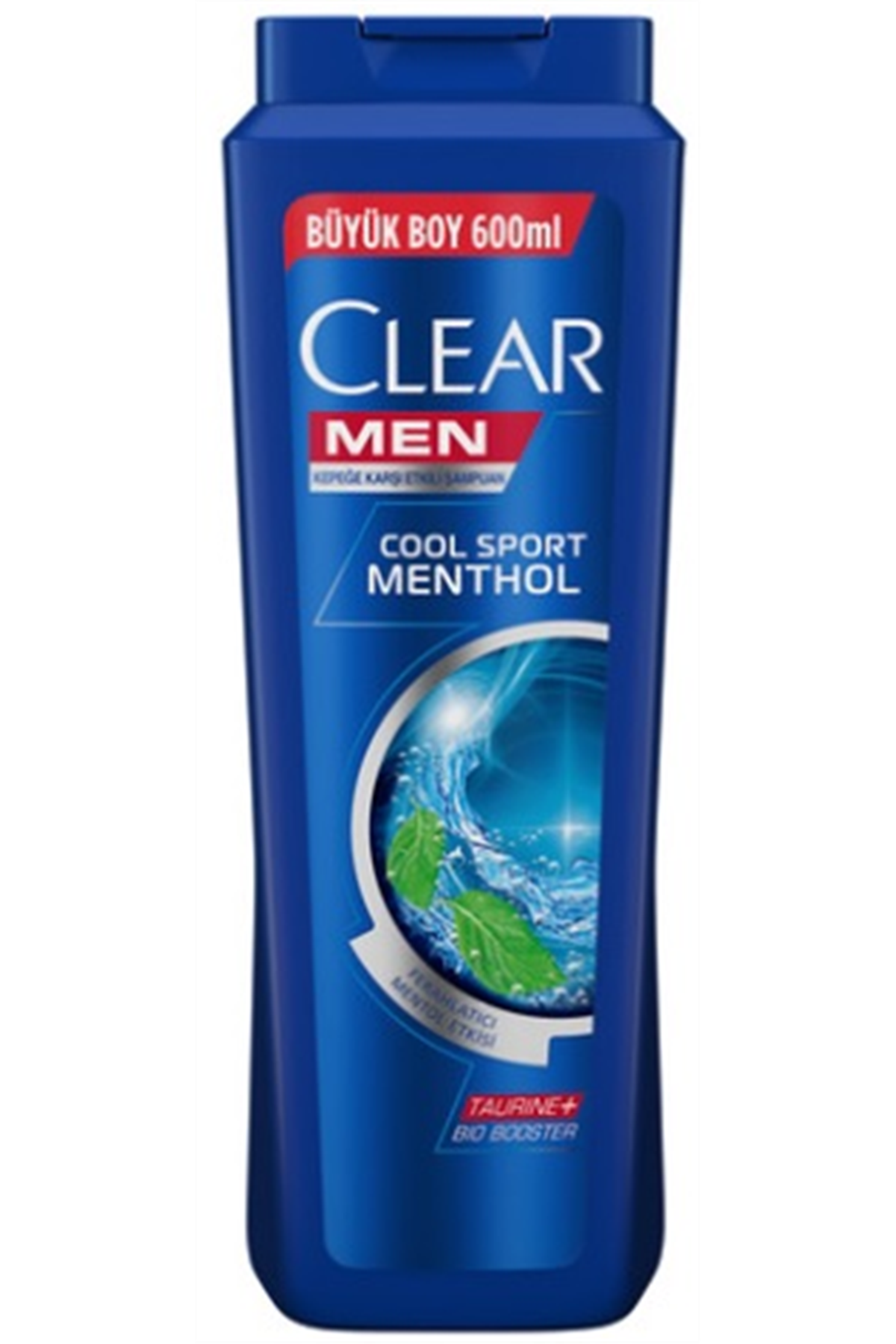 Clear Men Sampuan 600 ML Cool Sport Menthol
