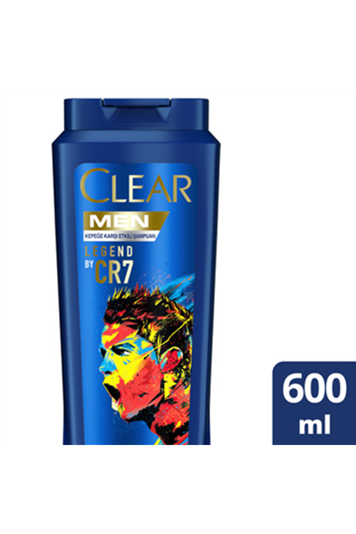 Clear Men Sampuan 600 ML Ronaldo Special Edition