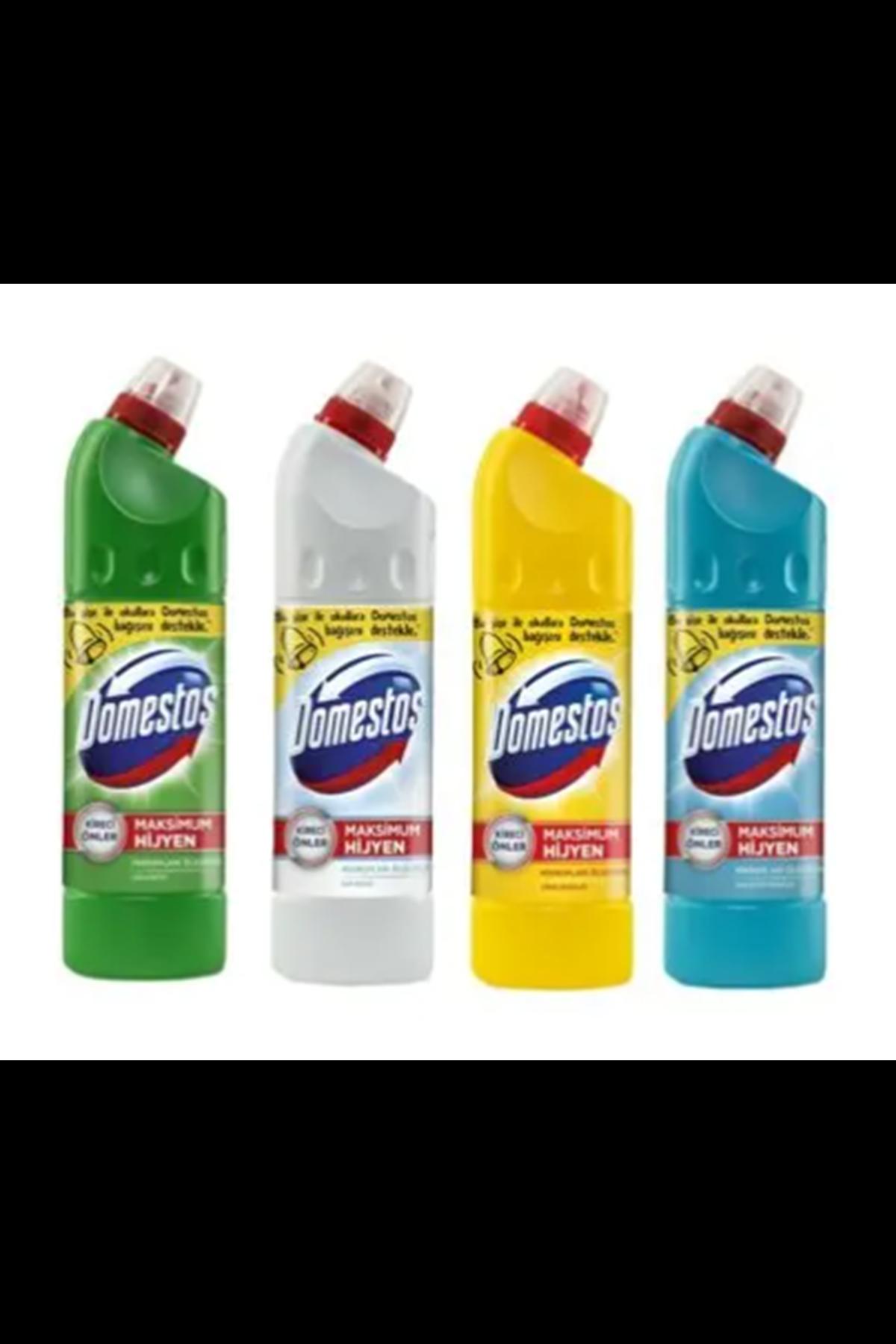 Domestos Çamaşır Suyu 4 Farklı Çeşit