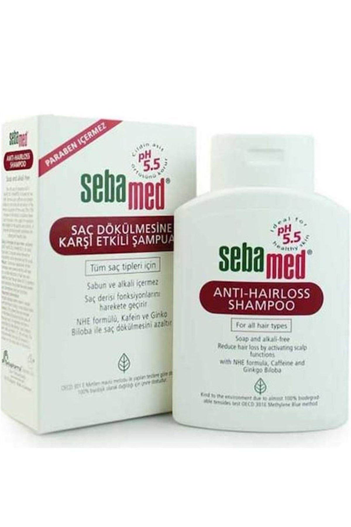 Sebamed Saç Dökülmesine Karşı Şampuan 400ml