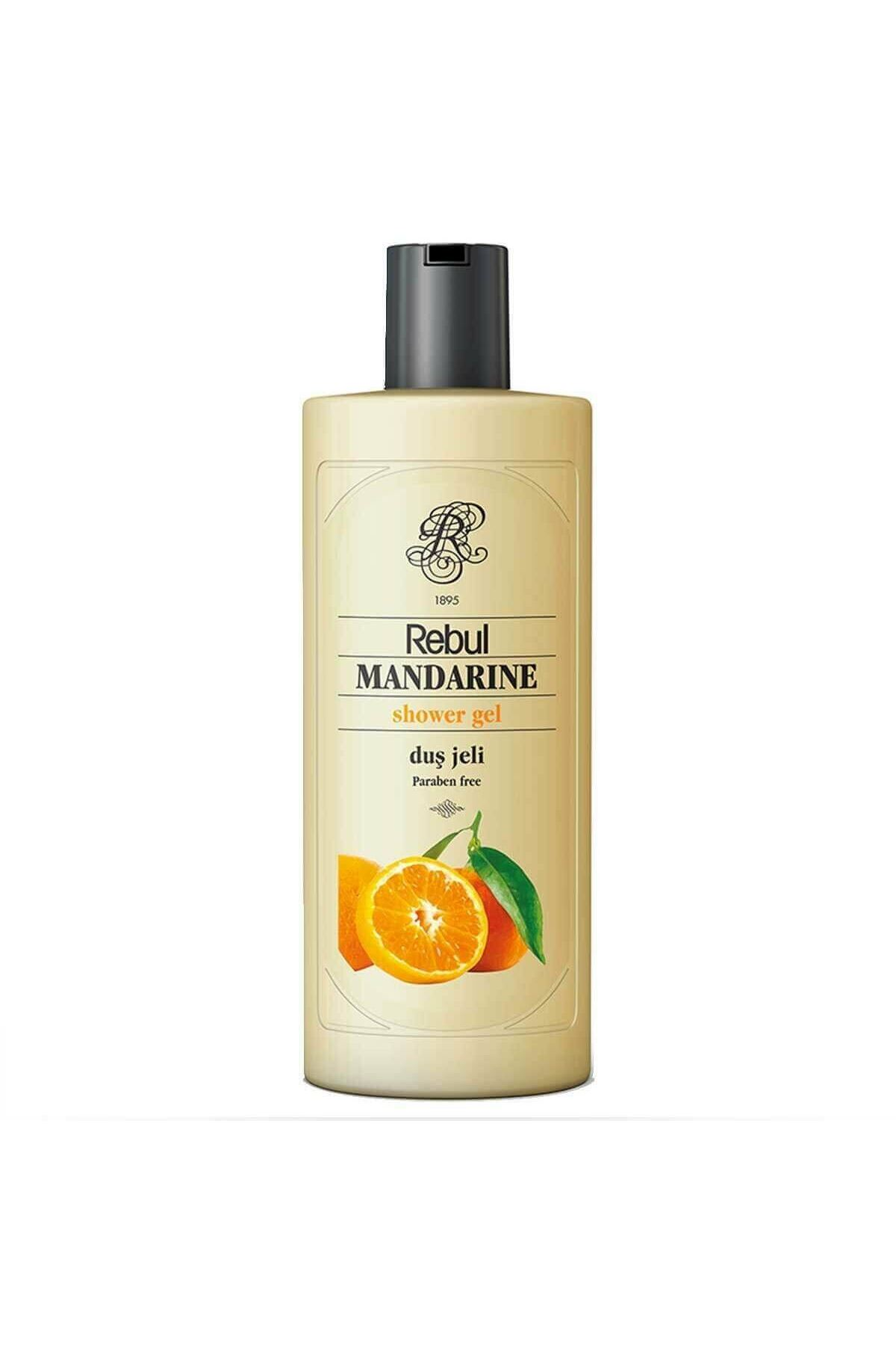 Rebul Duş Jeli Mandarine 500 ML