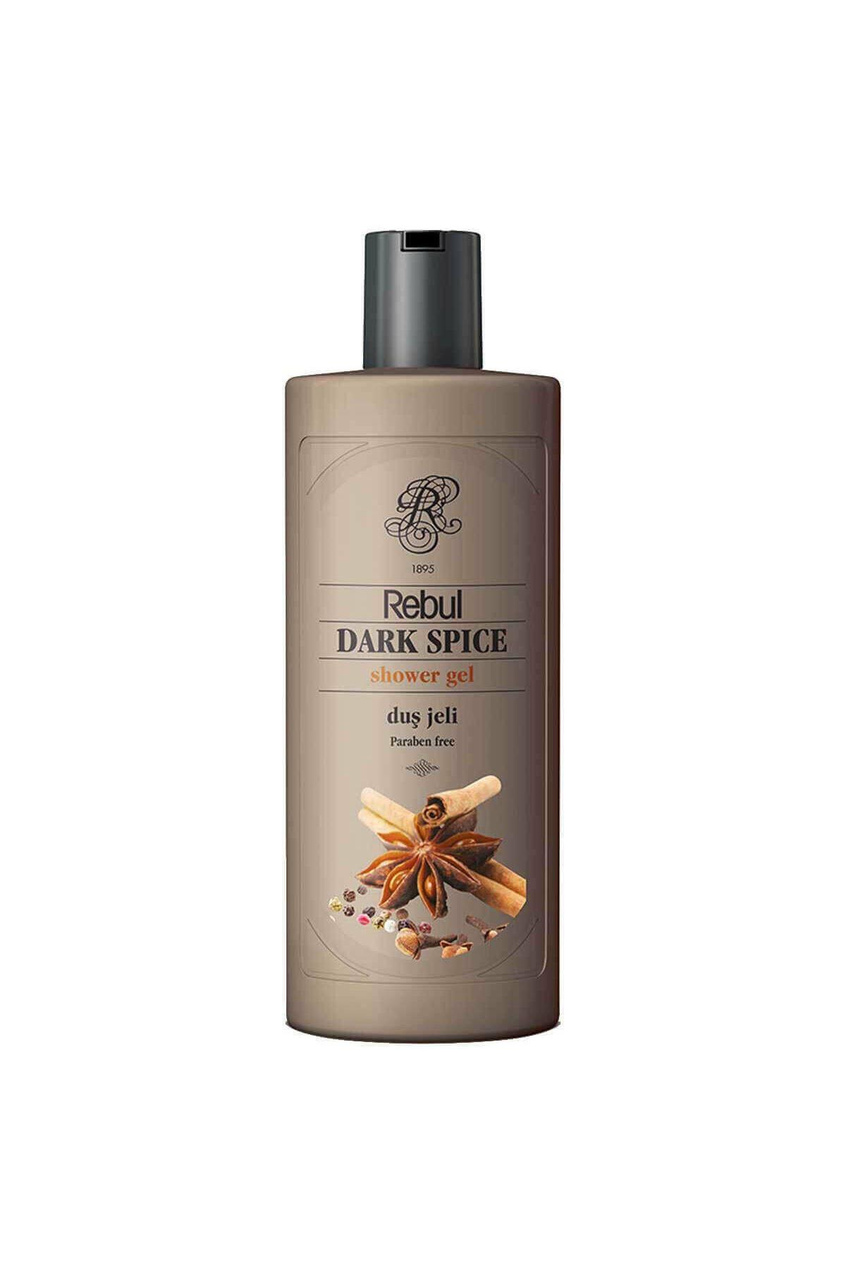 Rebul Duş Jeli Dark Spice 500 ML