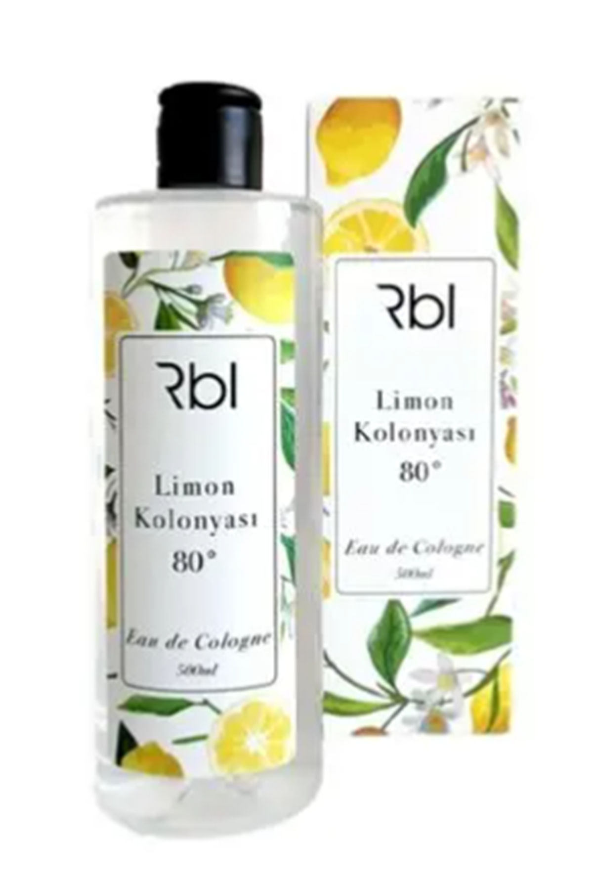 Rebul Limon Kolonyası 500 ML (Pet Şişe)