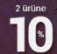 İkinci Ürün %10 İndirimli