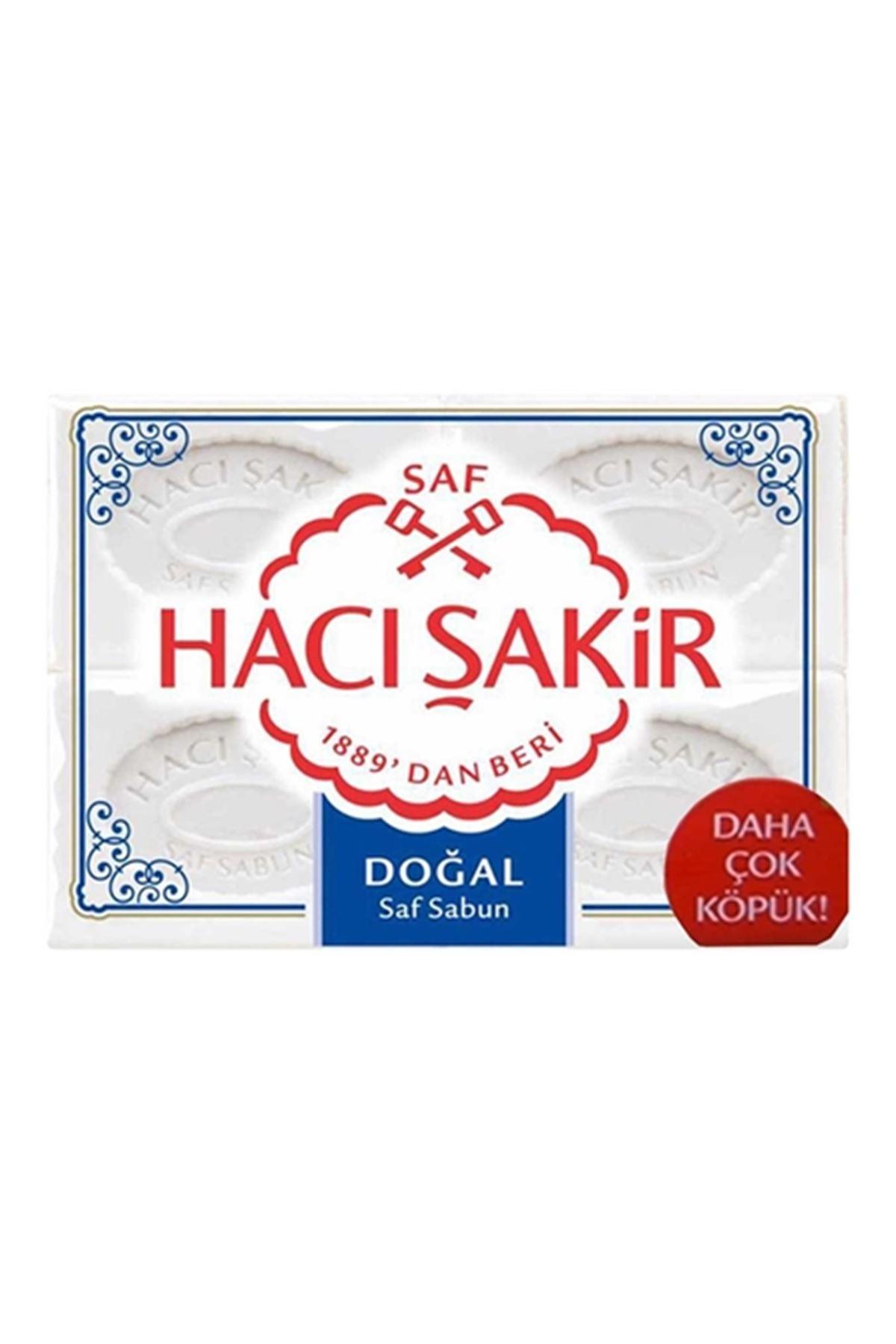 Hacı Şakir Kalıp Doğal Sabun 4*150 Gram