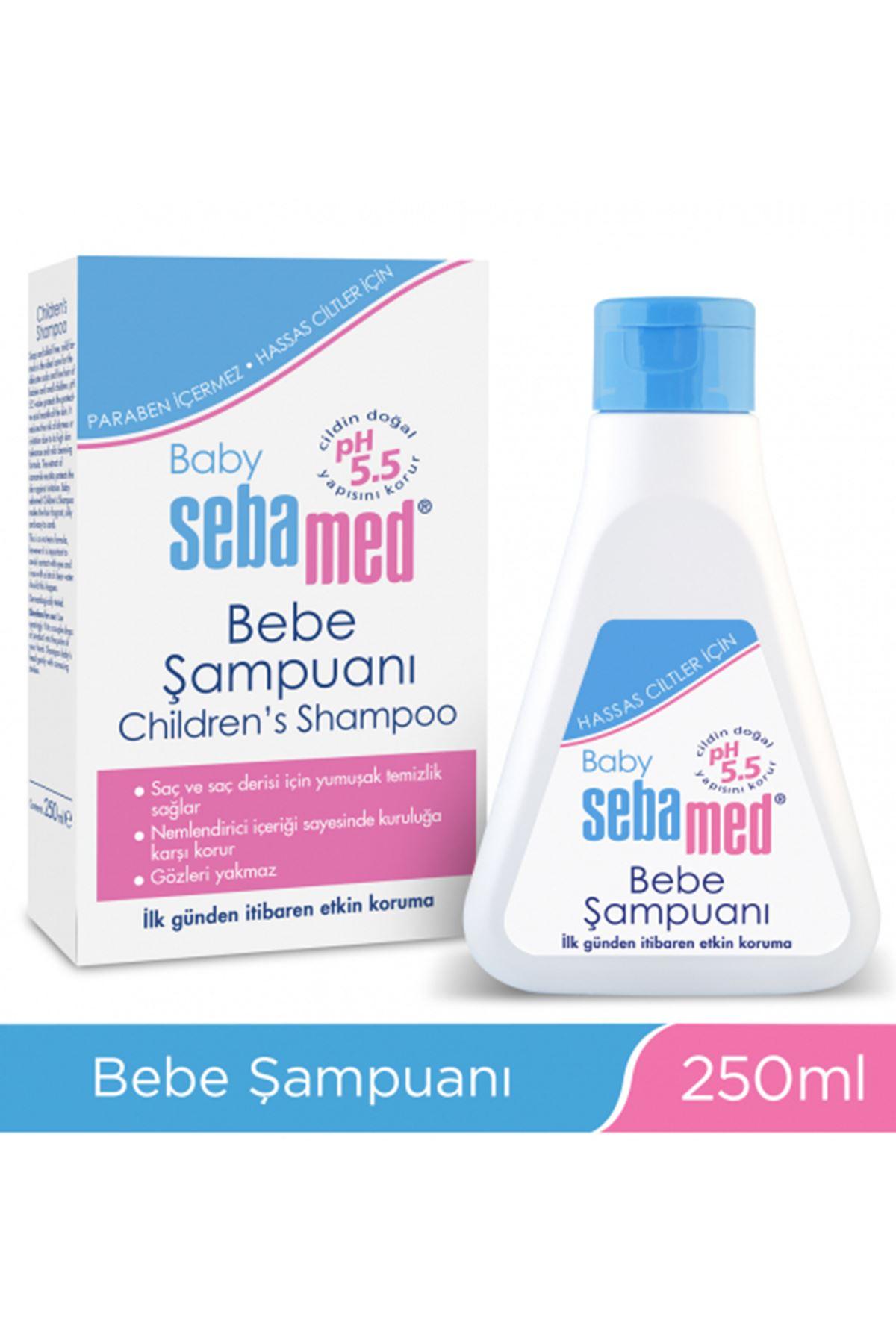 Sebamed Bebek Şampuan 250 ML