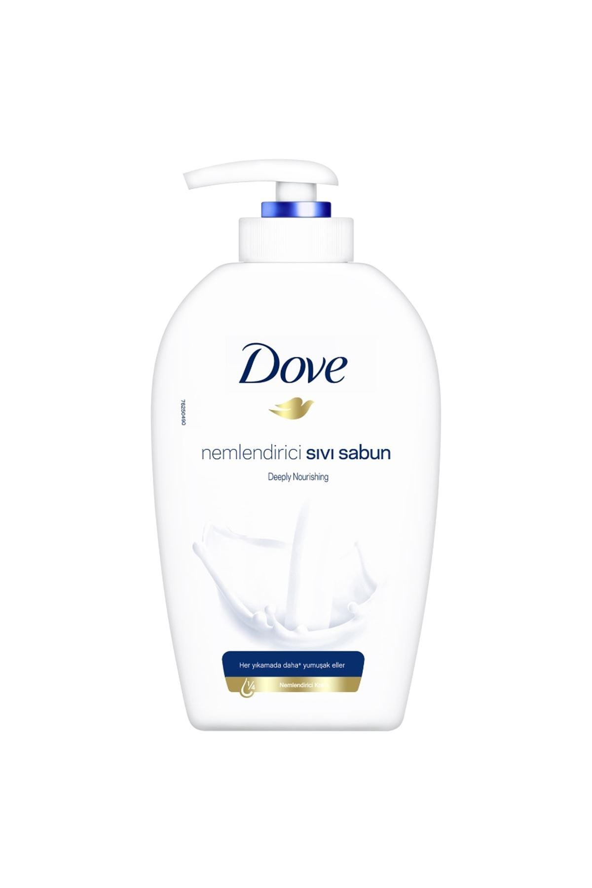 Dove Deeply Nourishing Nemlendirici Sıvı Sabun 500 ml
