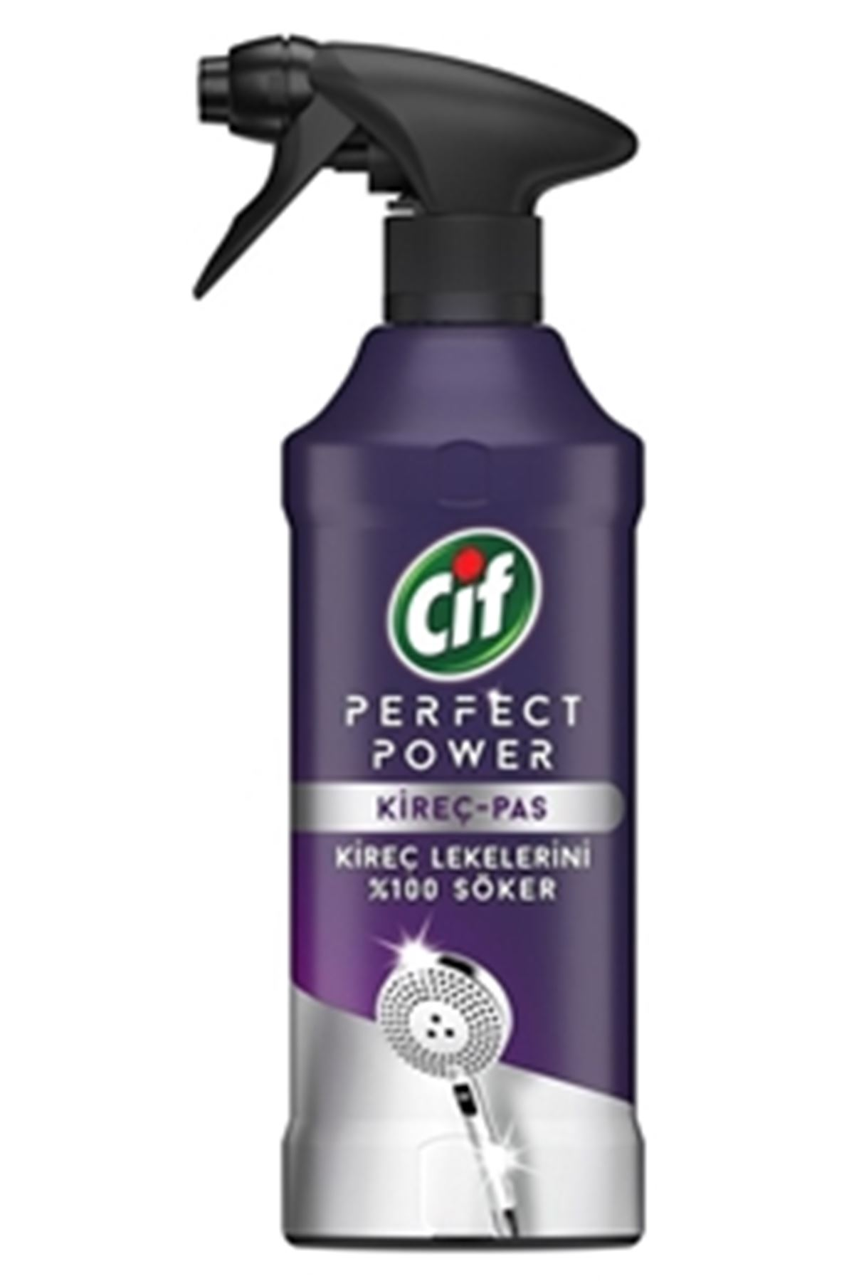 Cif Perfect Power Sprey Kireç & Pas 435 ML