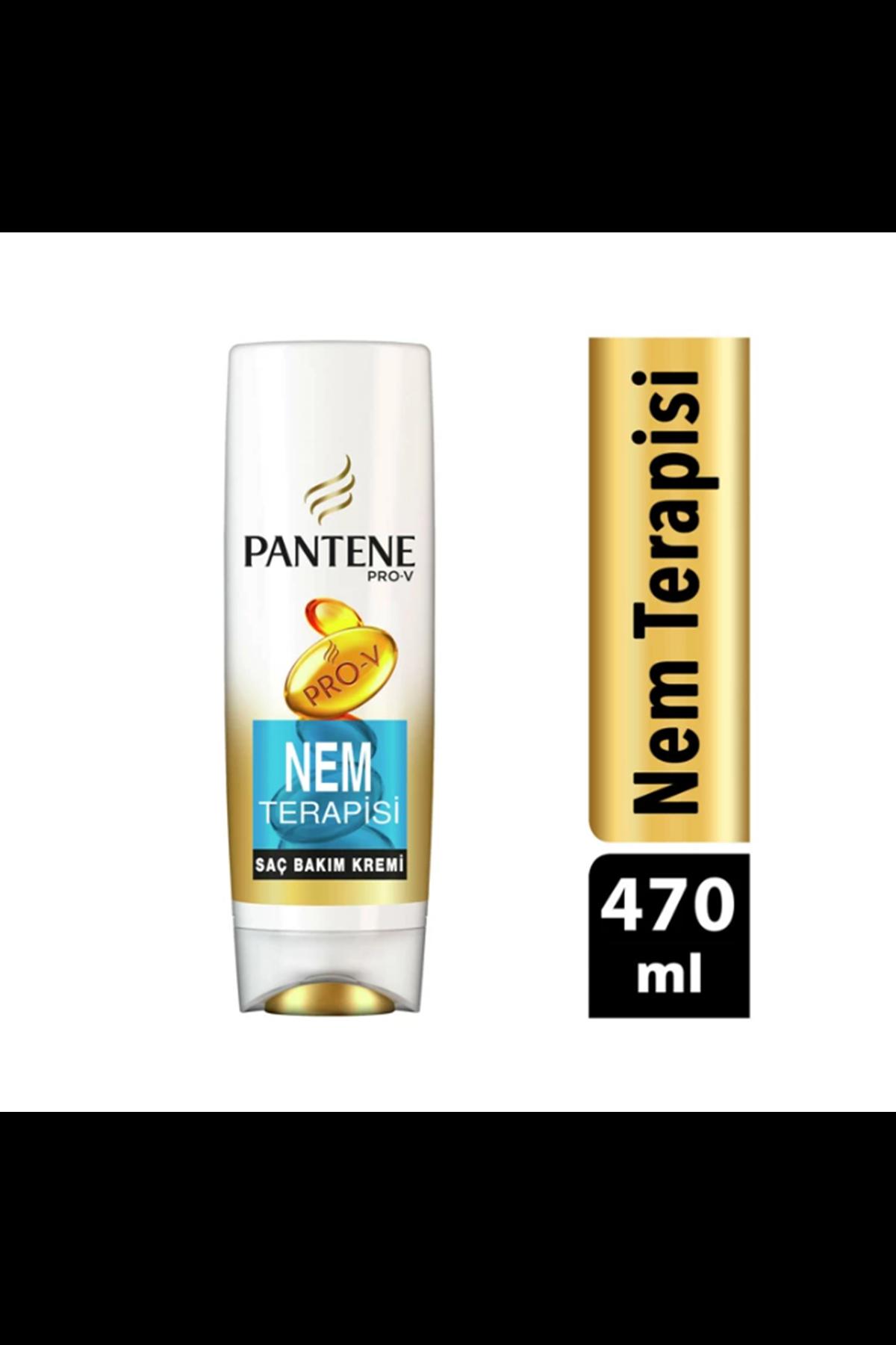 Pantene Saç Bakım Kremi 470 ML Nem Terapisi