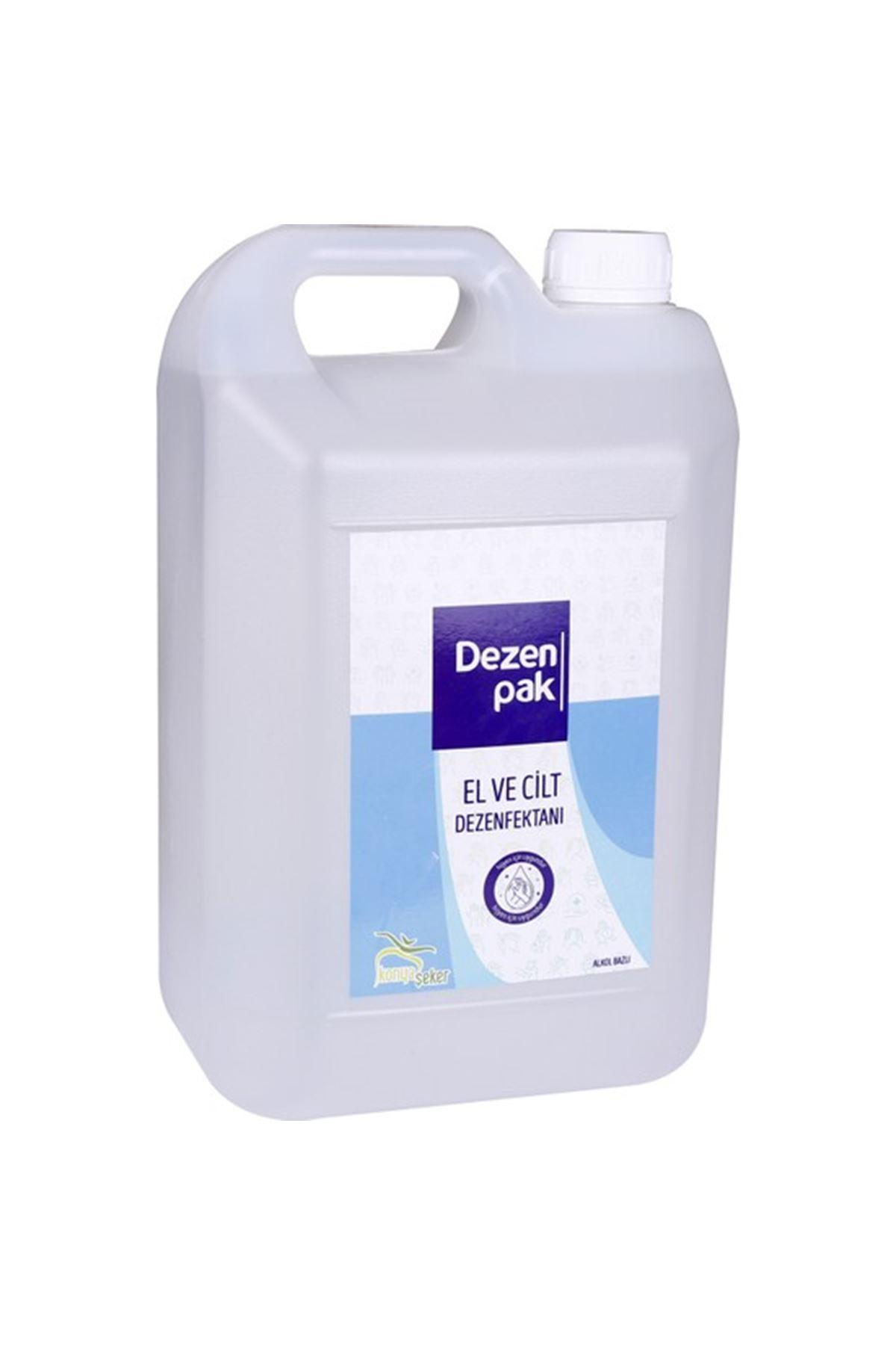 Dezenpak El Ve Cilt Dezenfektanı 5lt