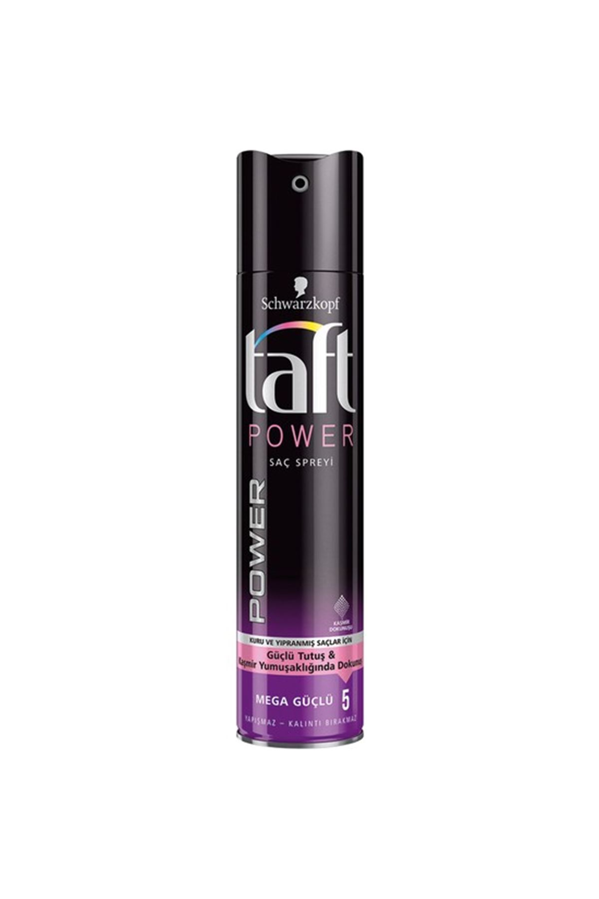 Taft Power Cashmere No 5 Saç Spreyi 250 ml