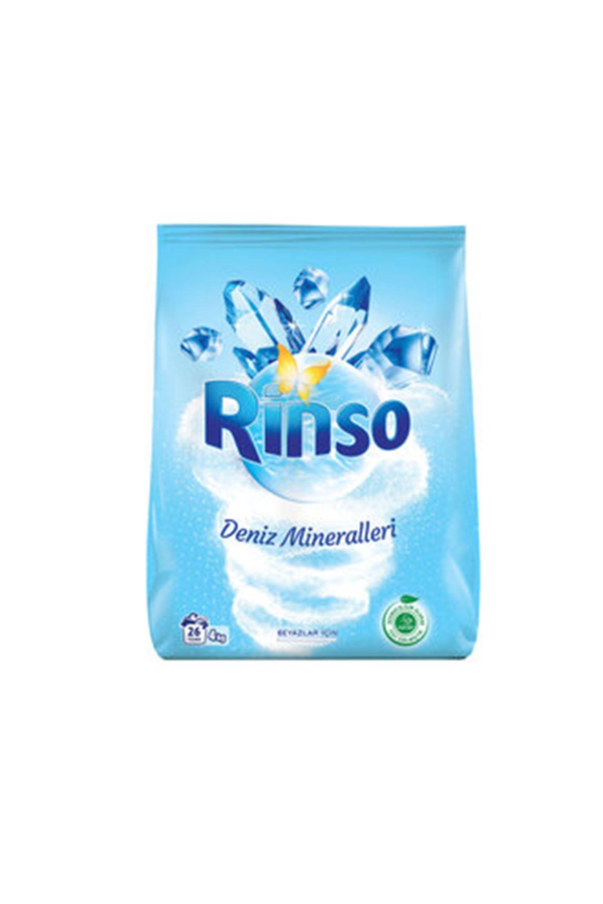 Rinso Deniz Mineralleri 26 Yıkama 4 Kg