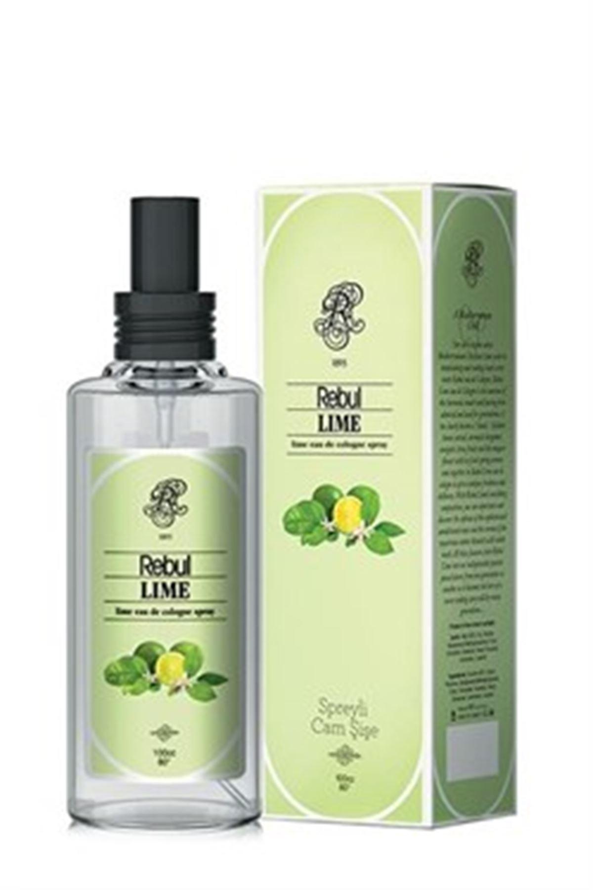 Rebul Lime 100 ML Sprey Cam Şişe