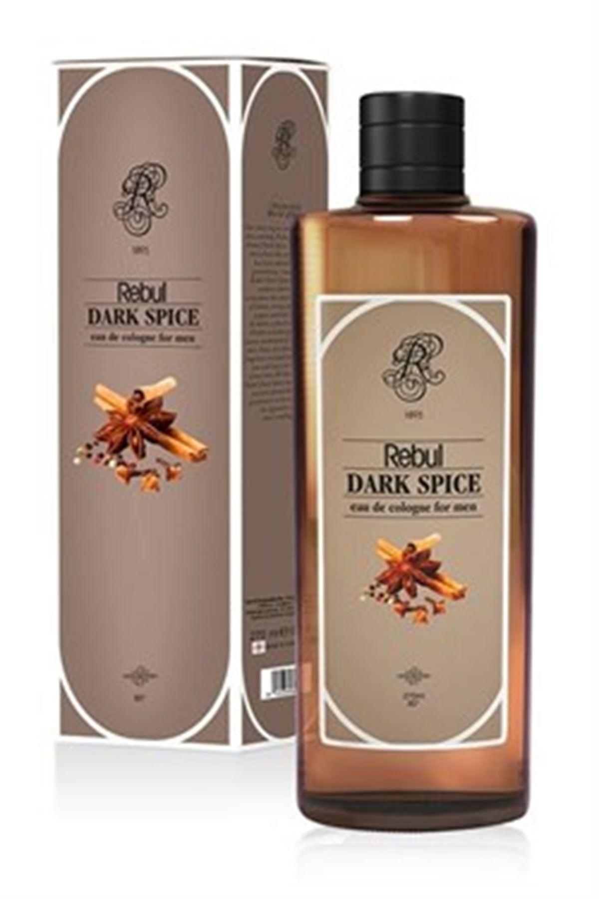 Rebul Dark Spice 270 ML Cam Şişe