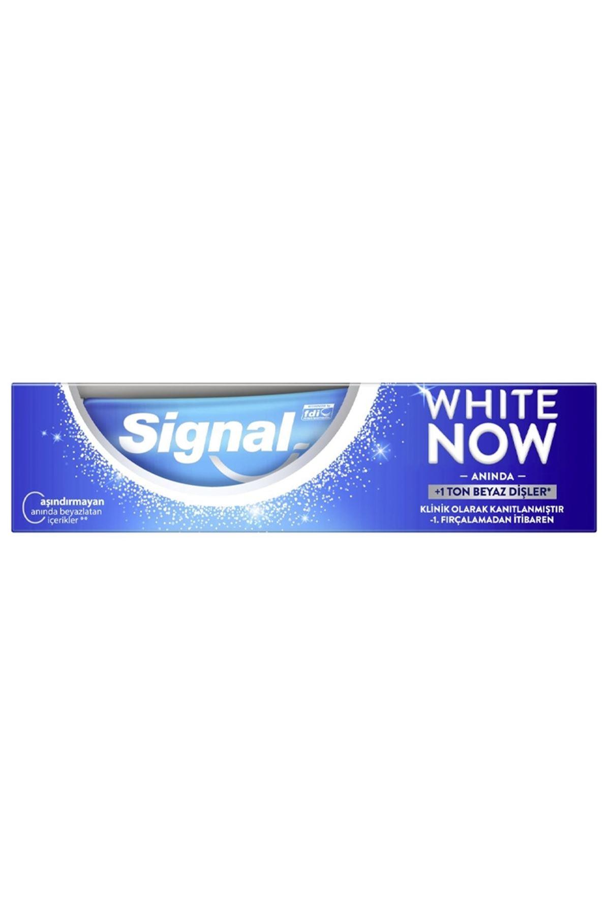 Signal White Now 75 ML