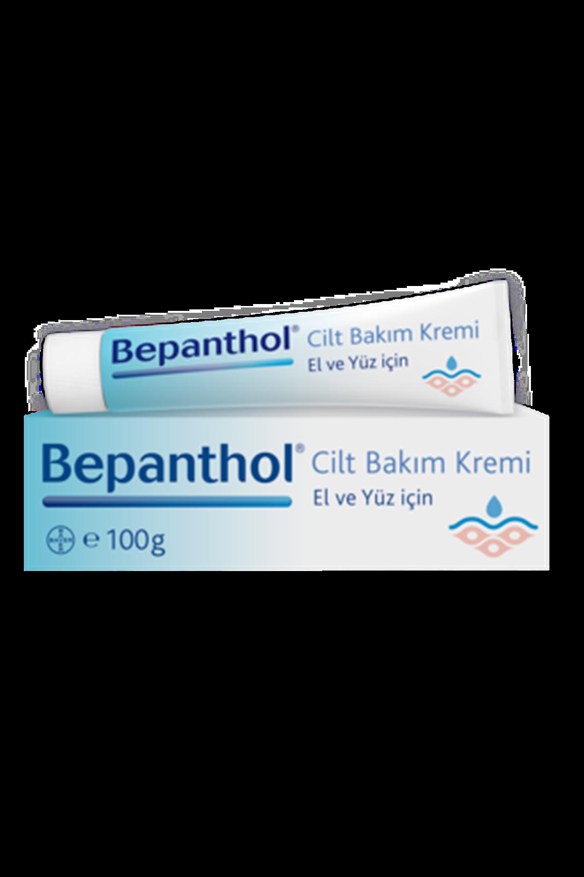 Bepanthol Cilt Bakım Kremi El ve Yüz için 100 ML