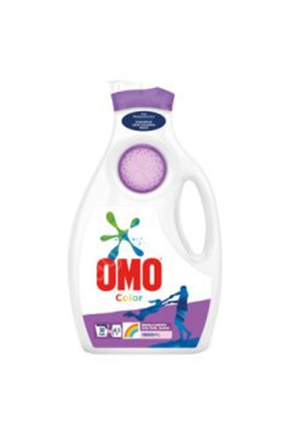 Omo Color Konsantre Sıvı Deterjan 2470 ML