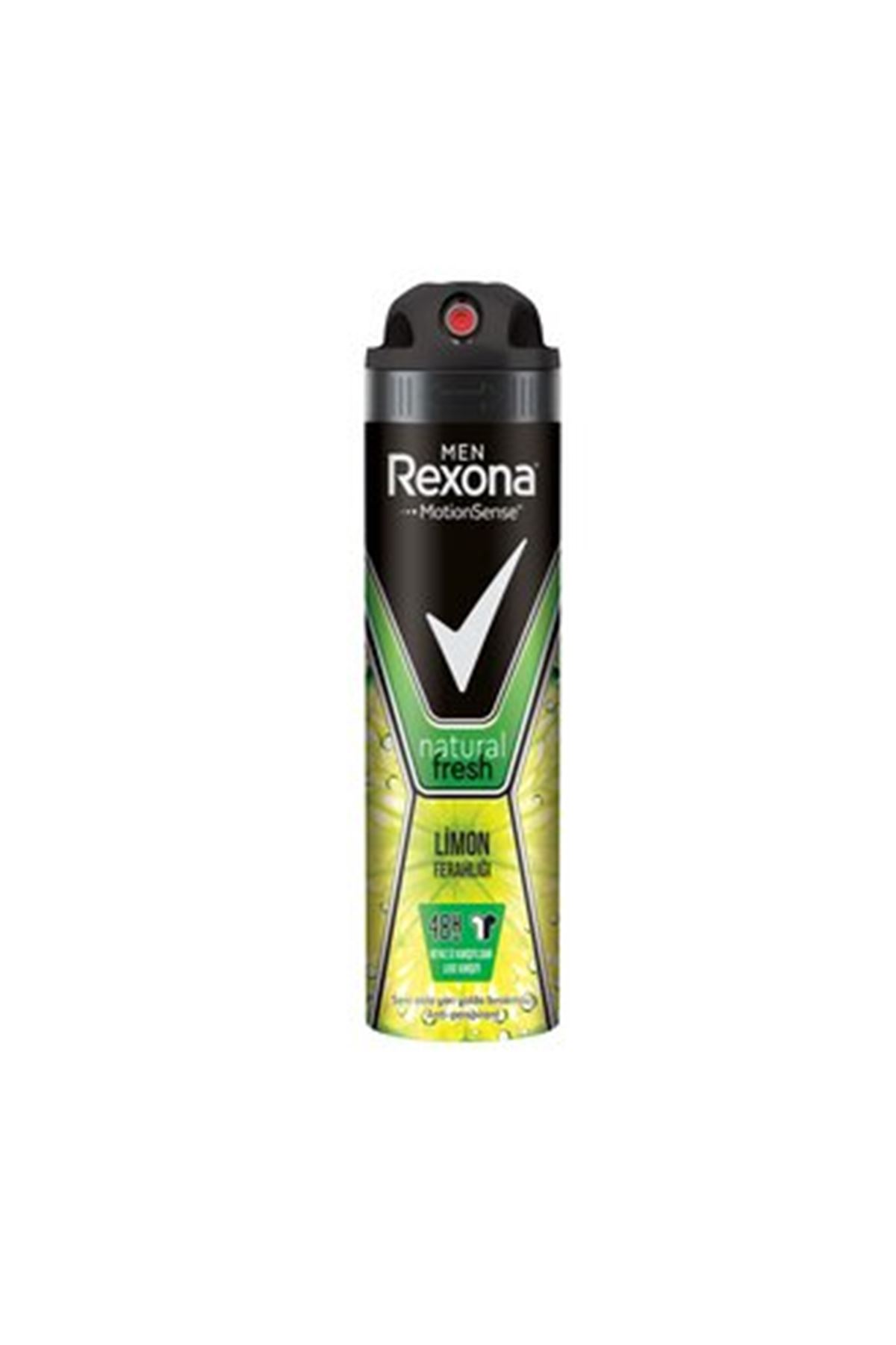 Rexona Natural Fresh Limon Bay Deodorant 150 Ml