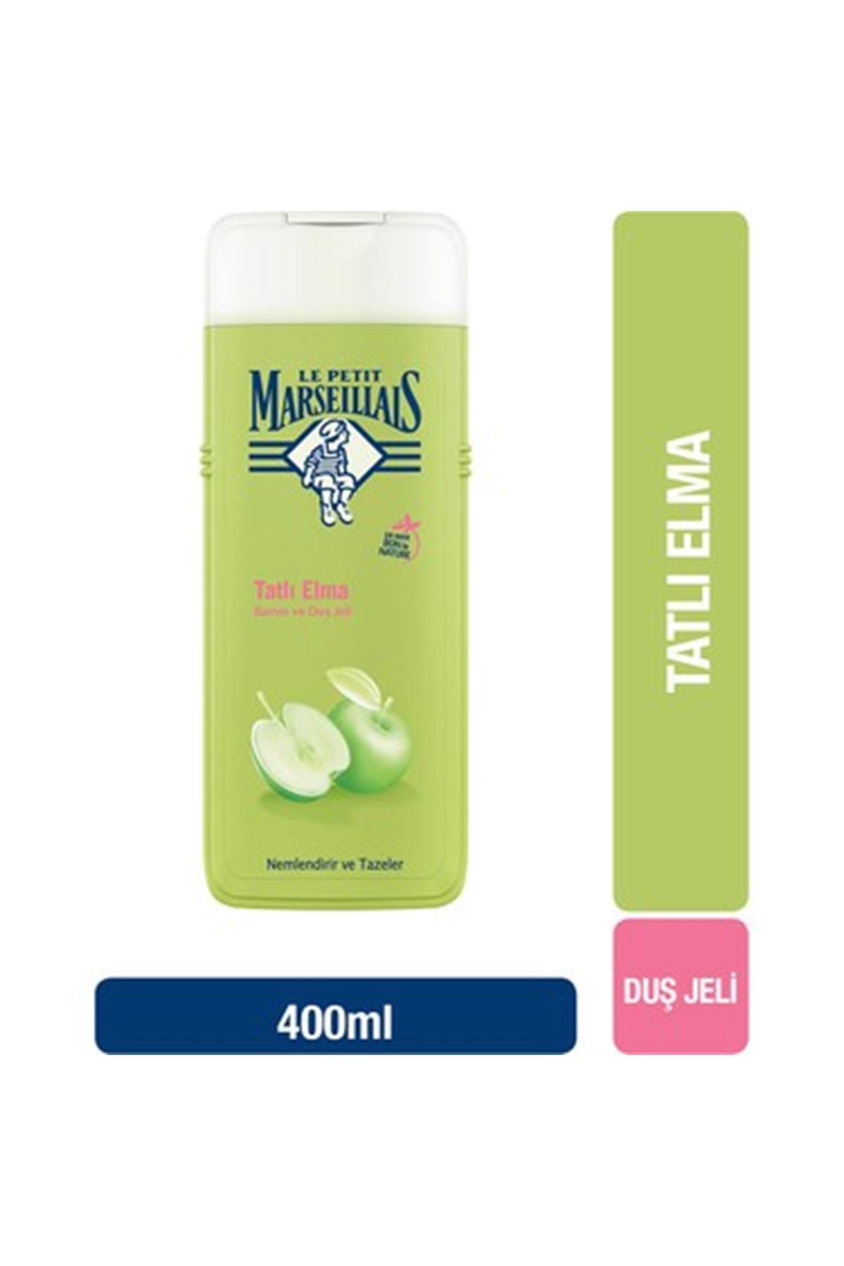 Le Petit Marseillais Duş Jeli Elma 400 Ml