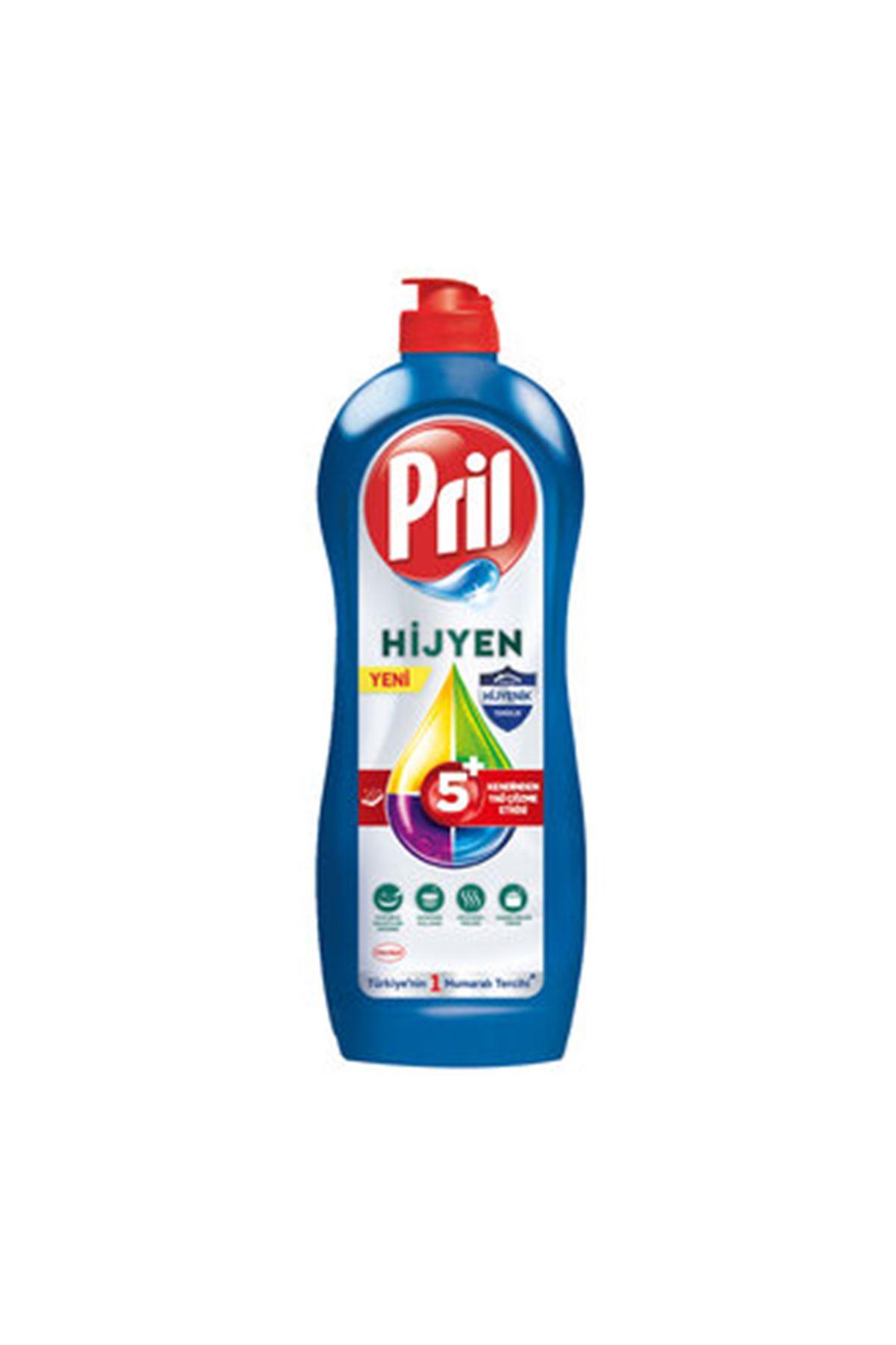 Pril Hijyen Elde Bulaşık Yıkama Deterjanı - 653 Ml