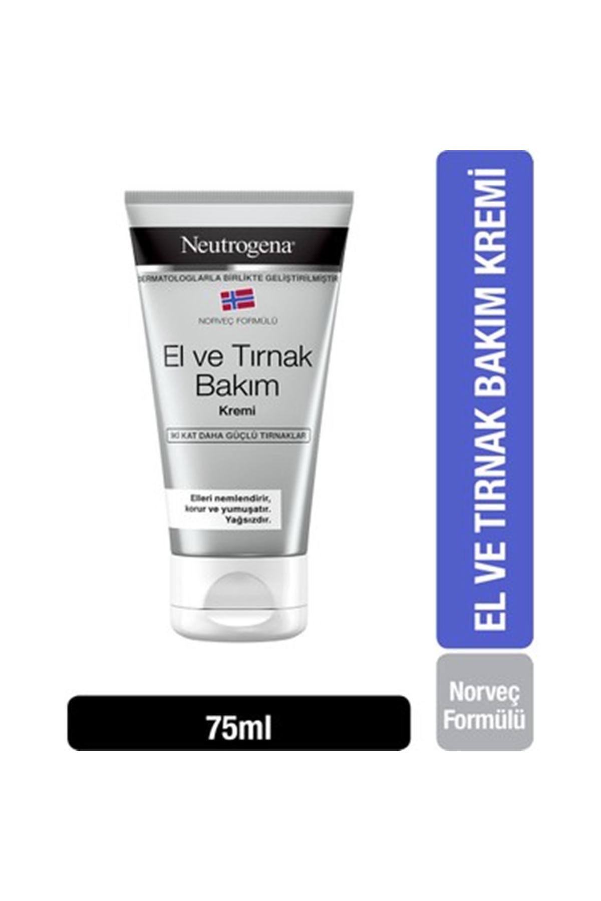Neutrogena El ve Tırnak Kremi 75 ml