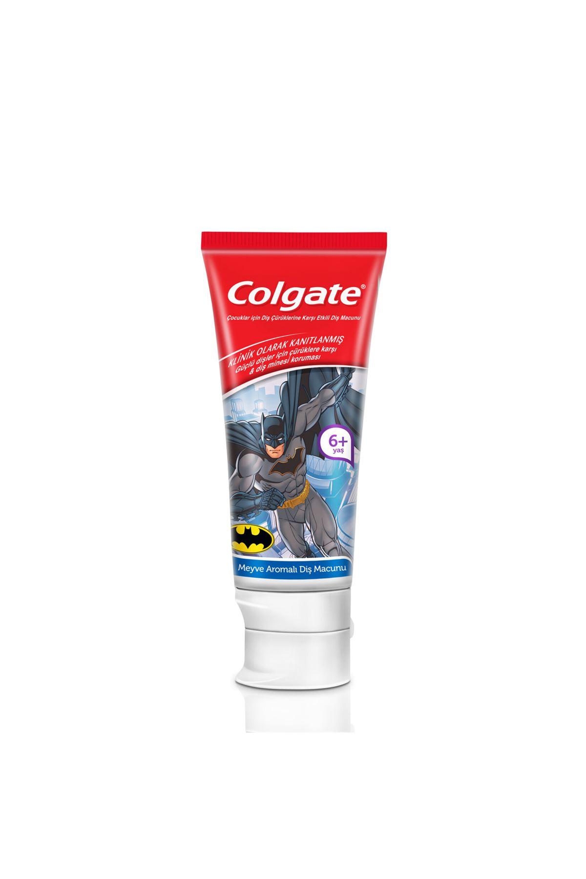 Colgate Batman Çocuk Diş Macunu 75 Ml
