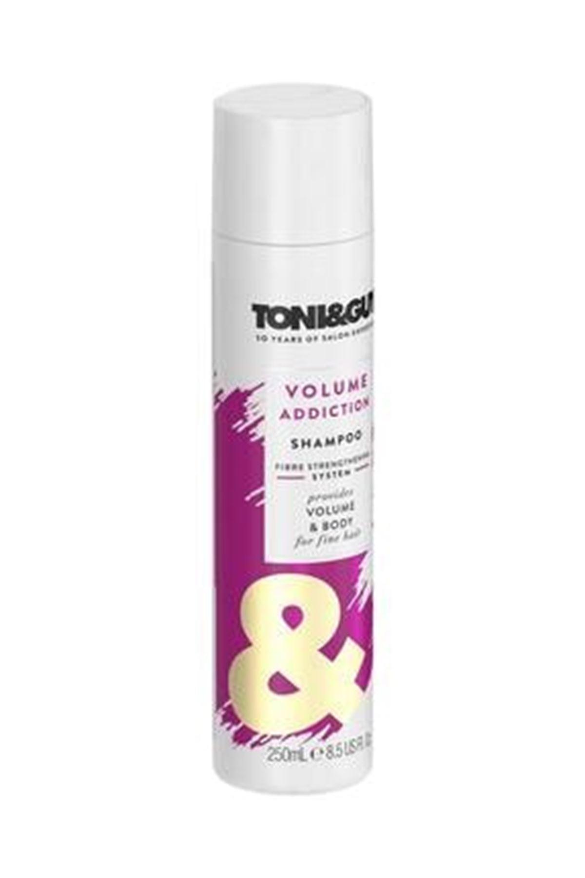 Toni&Guy Volume Addiction Hacim Veren Şampuan 250ml